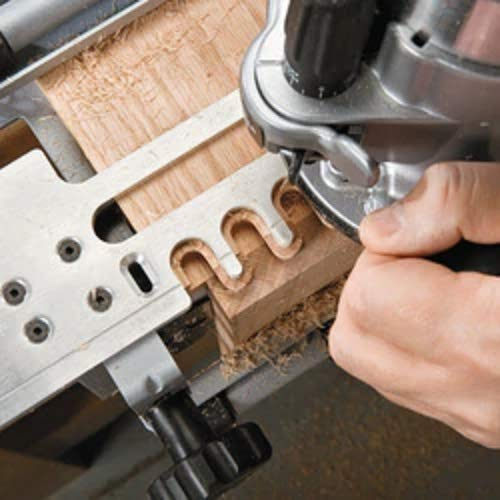 PORTER-CABLE Dovetail Jig with Mini Template Kit (4216)
