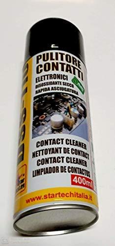 Detergente per contatti elettrici 400 ml DSS-110 STAR TECH