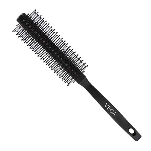 Vega Round Brush (Color May Vary)