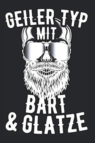 Bart glatze bilder mit Bart Frisuren