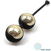 Bolas de geisha 2pcs metal Kegel Balls vaginals rehabilitación de pelvis para control de vejiga y Kegel Tight Exercises para mujer