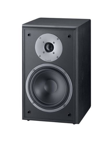 Magnat Monitor Supreme 202 - Altavoces (Speaker set unit, 2-way, Piso, Mesa/estante, 100 W, 200 W, 42-36000 Hz) Negro