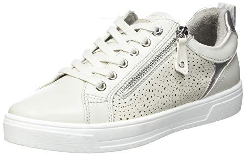 XTI 42451, Zapatillas Mujer, Gris, 40 EU