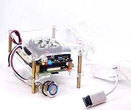 X735 Raspberry Pi (電源管理 & 自動冷却FAN 拡張 HAT) + ケース + 薄型ヒートシンク