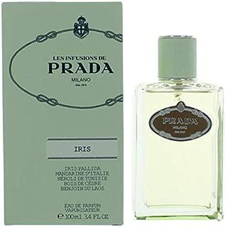 Pŕaďa Milano Infusion D'Iris Eau de parfum Spray For Women 3.4 Fl.OZ./100 ml