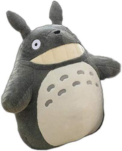 Wzxsdbd 30/40 cm Estudio Ghibli My Vecino Totoro Muñeca de Peluche para Hayao Miyazaki Animales de Animales Suave Pillow Almohada Cojín para Niña Regalo Niños Decoración para el hogar (Size : 30cm)