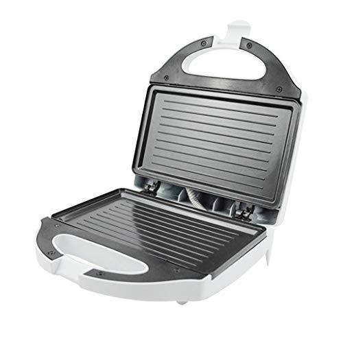 JDKC- Gaufrier Grille-Pain Revêtement Antiadhésif Réchauffement Rapide Panini Toastie Machine Waffle Maker