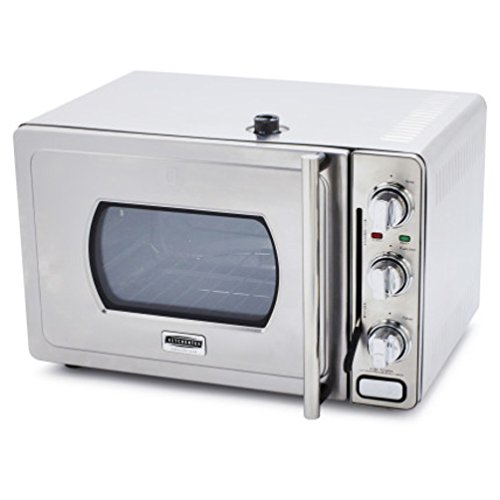 Sur La Table Wolfgang Puck Pressure Oven with Chrome Knobs WPROR1002SLT