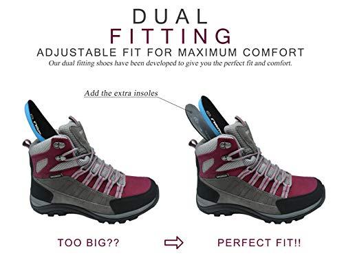riemot Waterproof Walking Boots