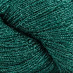 Valley Yarns Charlemont Fingering Weight Sock Yarn, Superwash Merino Wool/Silk/Polyamide - Evergreen