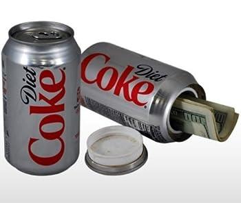 Diet Coke Stash Safe Diversion Can,hidden portable security