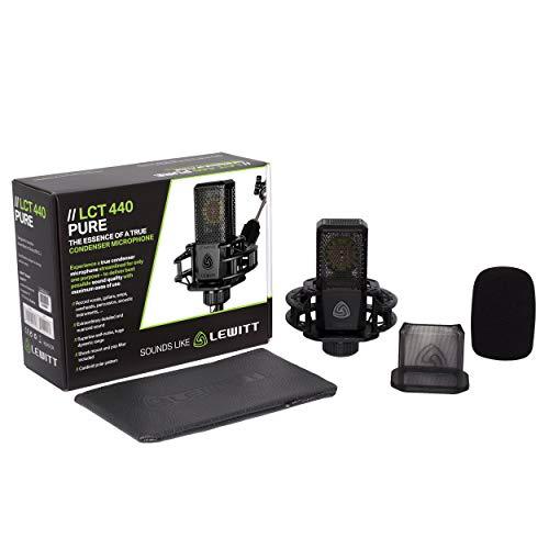 LEWITT LCT 440 PURE Large Diaphragm Condenser Microphone