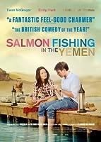 イエメンのサーモン釣り-ユアン・マクレガー–輸入された映画の壁ポスター印刷– 30CM X 43CM