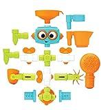 Infantino Sensory Plug & Play Klempner Set, mehrfarbig