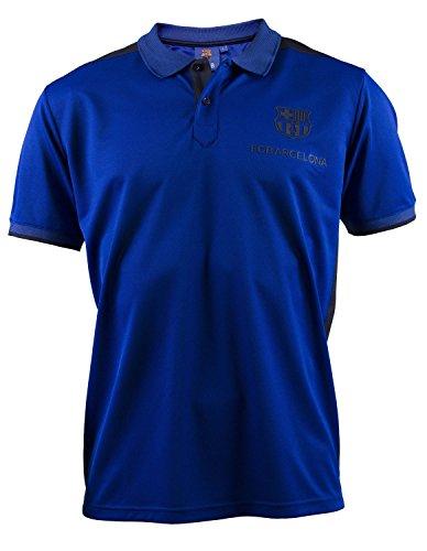 FC Barcelona Poloshirt Barça, offizielle Kollektion, Erwachsenengröße, Herren, XXL