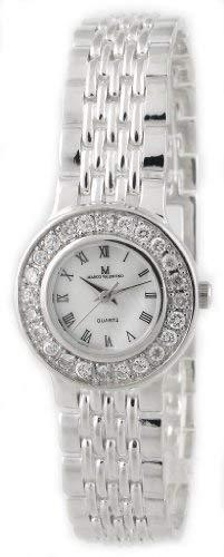 Marco Valentino VS1031 - Orologio da polso da donna colore argento