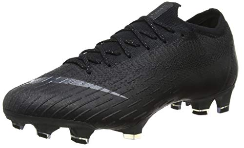 Nike Men's Mercurial Vapor 360 Elite FG Soccer Cleats (Black/Black) (9)