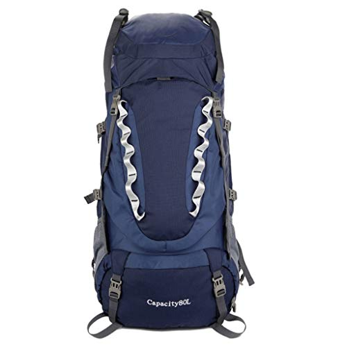 WJL Trekking rugzakken professionele bergbeklimmen tas -80l outdoor rugzak schoudertas mannen en vrouwen ophanging beugel Travel rugzak