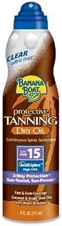 Best banana boat dry oil spf 15 Reviews