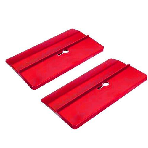 2 PCS Gipskartonplatte Werkzeug, Trockenbau Gipsplatten Plattenheber Unterstützt das Board an Ort und Stelle