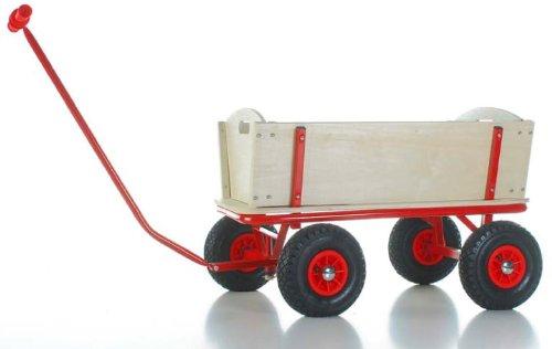 Bollerwagen Bubi bis 150kg - 88x60x56 cm