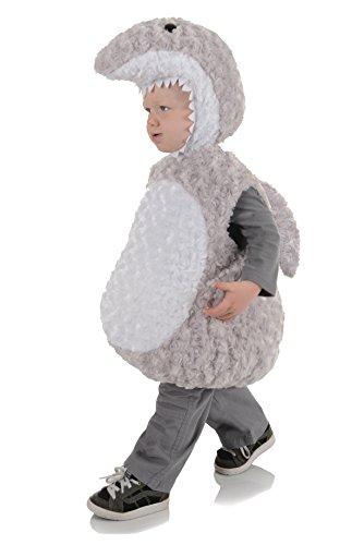 Underwraps Costumes Costume Peluche bébé Requin Taille 18/24 Mois