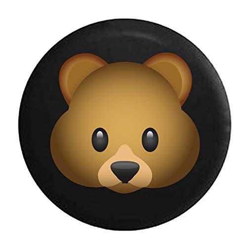 Y.Z.L. Teddy Bear Reifenabdeckung 14/15/16/17inch