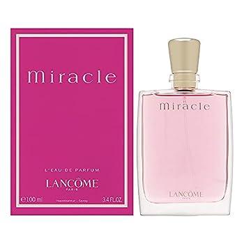Miracle By LANCOME PARIS For Women Eau De Parfum Spray 3.4 Oz