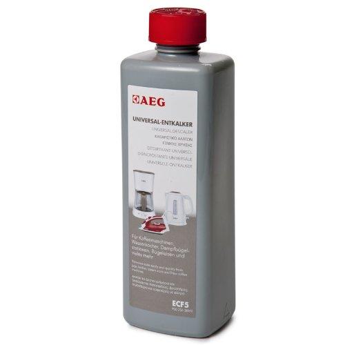 AEG Electrolux ECF5 Universal Entkalker (Für Kaffeeautomaten, Wasserkocher, Bügeleisen u.v.m., schonend entkalken, geruchsneutral, lebensmittelsicher, umweltverträglich), Sonstige