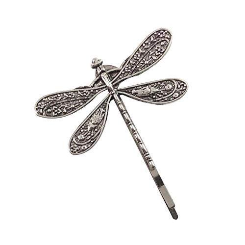 Libellen-Haarspange, 2 Stück, Retro-Haarnadeln für Mädchen und Frauen