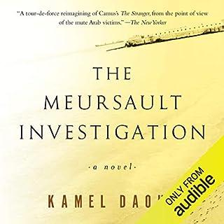 The Meursault Investigation cover art