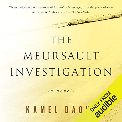The Meursault Investigation cover art