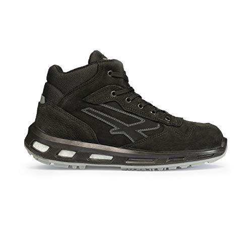 U-Power RL10013 Chaussures de Sécurité Noir S3 SRC Taille