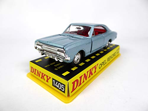 - Atlas Dinky Toys - Opel Rekord Coupe 1900 1405 1:43 (MB429)