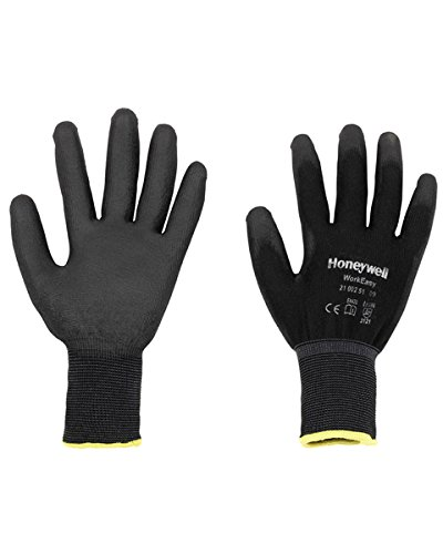 Honeywell 2100251-10/MPP Workeasy Glove Black Size 10 Pack Of 10