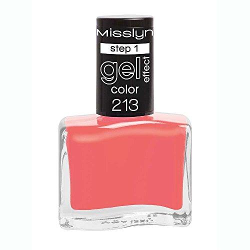 Misslyn Gel Effect Color Nr.213 melon daiquiri, 10 ml