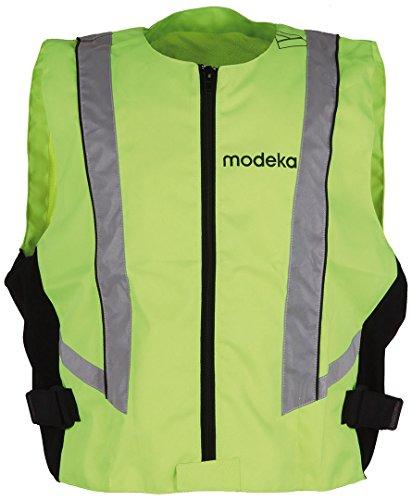 Modeka Basic Warnweste 6XL Neon-Gelb