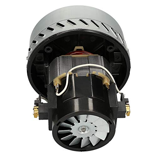 Wessper Motor de Repuesto para Kärcher Puzzi 100 200 300, NT 360, NT 561, NT 65/2, NT 700, Makita 440, Hilti vcd50, Bosch GAS-25/50, 220 V – 50/60Hz/1200 W