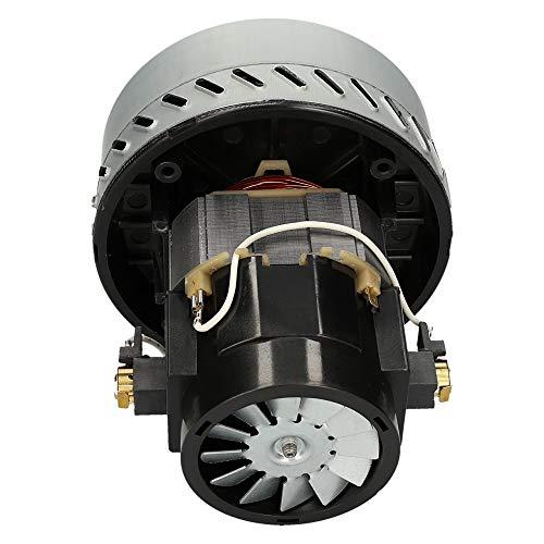 Wessper Motor de Repuesto para Kärcher Puzzi 100 200 300, NT 360, NT 561, NT 65/2, NT 700, Makita 440, Hilti vcd50, Bosch GAS-25/50, 230 V – 50/60Hz/1200 W