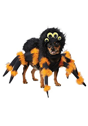 California Costume Collections PET20149 - Disfraz de Perro araña para Perro, Talla XS