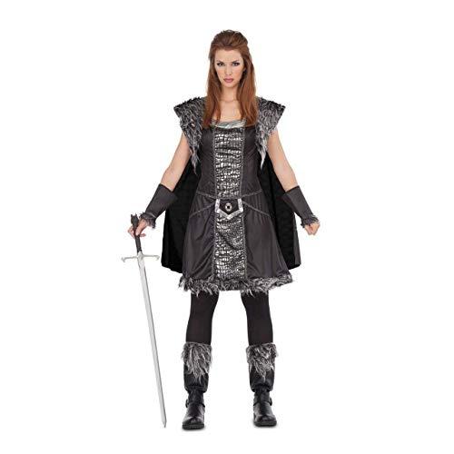 My Other Me Disfraz de Guerrera del Norte para Mujer