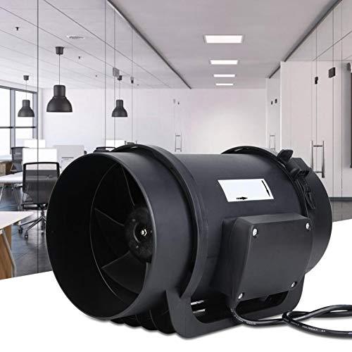 F-MINGNIAN-TOOOL, 1 set ventilatoren, 6,3 in motor, ECC, ventilator, afzuigkap, PWM 470 CFM, 100-240 V, blazer