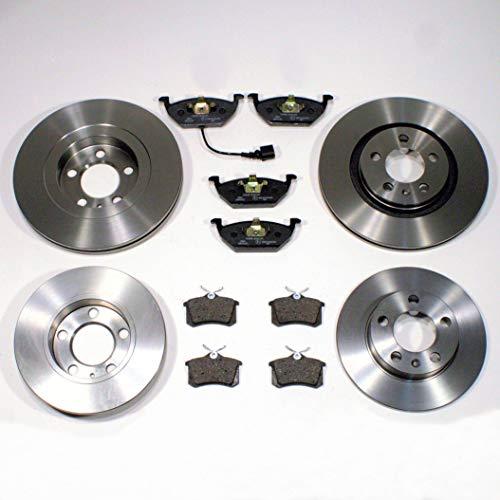 Bremsscheiben 1LS / Bremsen + Bremsbeläge vorne + hinten