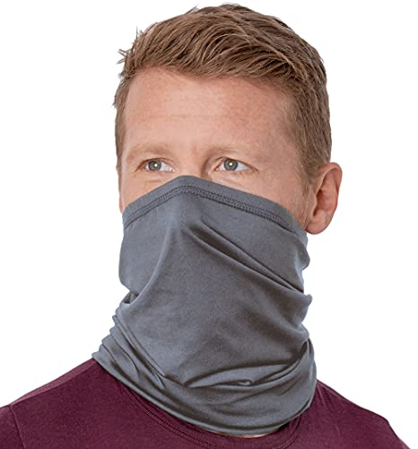 Cooling Neck Gaiter Face Mask - 12-in-1 Scarf &...