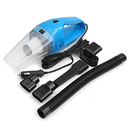 Aspiradora De Coche 6500Pa 120W Portátil De Mano Potente USB Inalámbrico Inalámbrico Uso En Seco Húmedo Recargable Aspiración De Limpieza para El Hogar 5