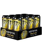 Monster Energy Rehab, 500 ml, 12 stuks