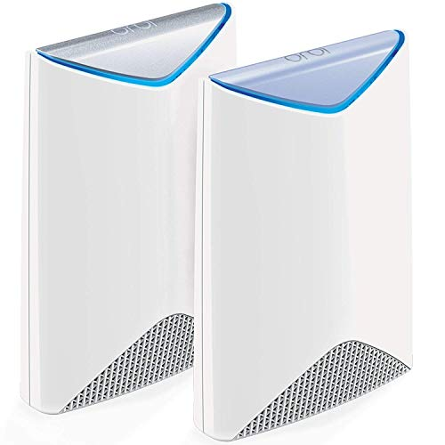 NETGEAR Orbi Pro Tri-Band WiFi System for Business with 3Gbps speed (SRK60) | 2-Pack includes 1...