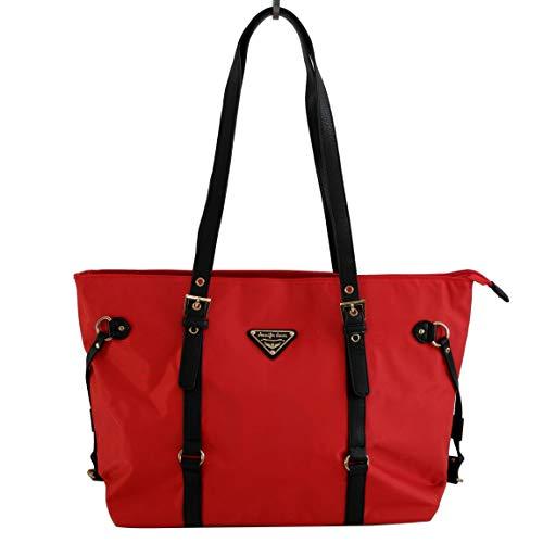 Jennifer Jones Elegante DamenHandtasche Shoppertasche - präsentiert von ZMOKA