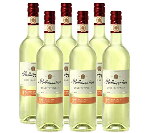 Rotkäppchen Wein Silvaner Lieblich (6 x 0.75 l)