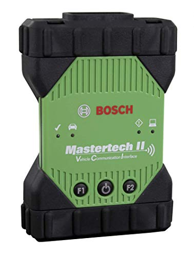 BOSCH Automotive Tools MTECH2 Mastertech II J2534 VCI with Wired/Wireless...
